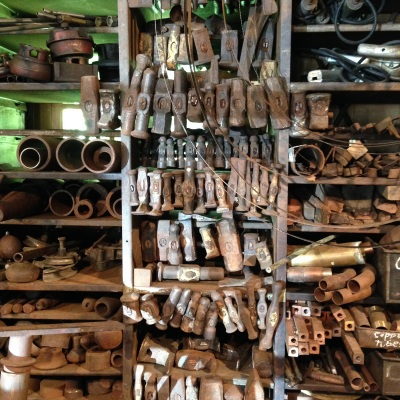 coppersmithing tools