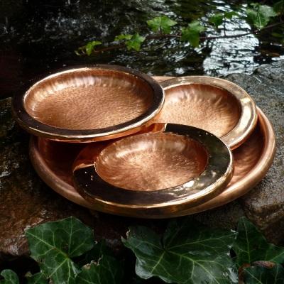 copper ashtray -1