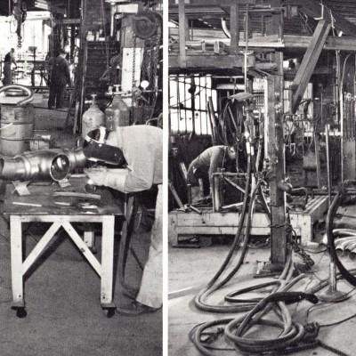 coppersmith shop